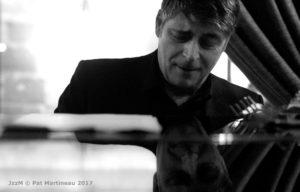 Christian BRENNER en trio avec Pier Paolo POZZI et Yoni ZELNIK @ Le Café Laurent