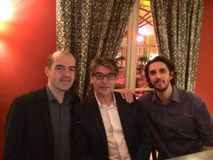 Christian BRENNER en trio avec Arnaud LECHANTRE et Bruno SCHORP @ Le Café Laurent | Henrichemont | Centre | France