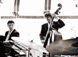 Christian BRENNER en duo avec Jean Pierre REBILLARD (contrebasse) @ Le Café Laurent