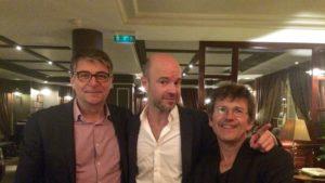 Christian BRENNER en trio avec Valéry HAUMONT et Jean-Pierre REBILLARD @ Le Café Laurent | Paris | Île-de-France | France