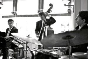 Christian BRENNER en trio avec Pier Paolo POZZI et Jean Pierre REBILLARD @ Le Café Laurent