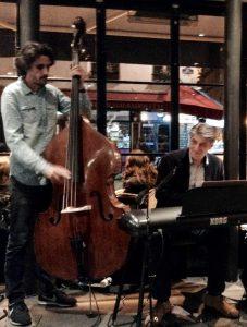 Christian BRENNER en duo avec Bruno SCHORP (contrebasse) @ Le Café Laurent