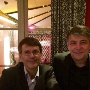 Christian BRENNER en duo avec Jean Pierre REBILLARD @ Le Café Laurent