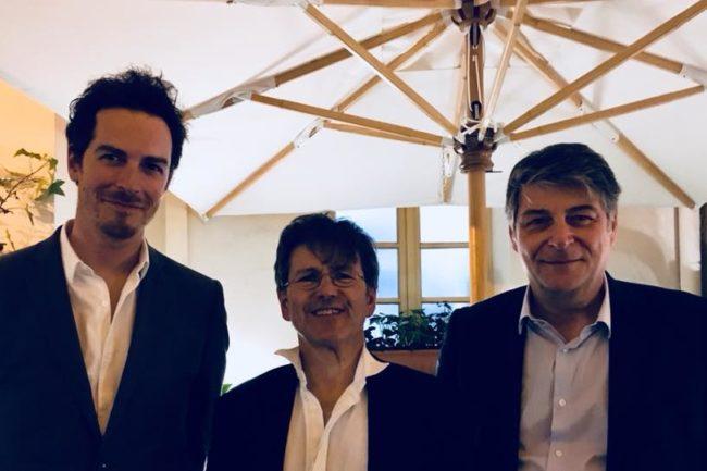 Trio Thomas CURBILLON, Christian BRENNER et Jean Pierre REBILLARD @ Le Café Laurent | Paris | Île-de-France | France