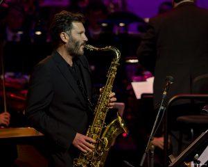 Christian BRENNER en quartet avec Gilles BARIKOSKY, Olivier ROBIN et Duylinh N'GUYEN @ Le Café Laurent