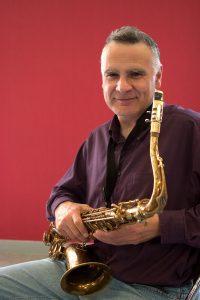Christian BRENNER en quartet avec Pascal GAUBERT (saxophone ténor), Frédéric DELESTRÉ et Bruno SCHORP @ Le Café Laurent