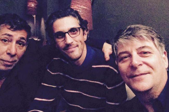 Christian BRENNER en trio avec Pier Paolo POZZI et Bruno SCHORP @ Le Café Laurent