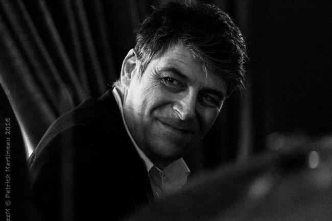 Christian BRENNER en trio avec Jean-Yves ROUCAN et Gilles NATUREL @ Le Café Laurent