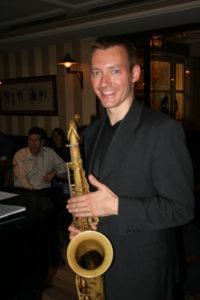 Christian BRENNER en quartet avec Martin JACOBSEN, Pier Paolo POZZI et Gilles NATUREL @ Le Café Laurent