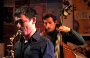 Christian BRENNER en quartet avec Olivier ZANOT, Olivier ROBIN et Yoni ZELNIK @ Le Café Laurent | Henrichemont | Centre | France