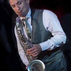 Quartet Michael CHERET, Christian BRENNER, Jean Pierre REBILLARD et Jean-Yves ROUCAN @ Le Café Laurent