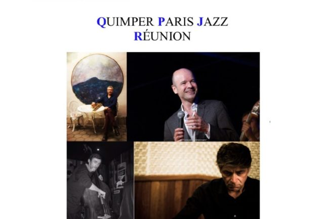 QUIMPER PARIS JAZZ REUNION @ Le G Rouge