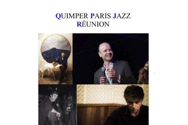 QUIMPER PARIS JAZZ REUNION @ LE MAC LAUGHLIN'S